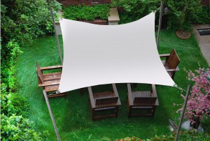 Premium Water-resistant Sun Shade Sail TO SIZE